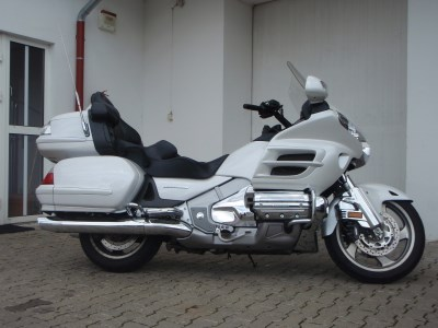 Motorka Honda Goldwing 1800